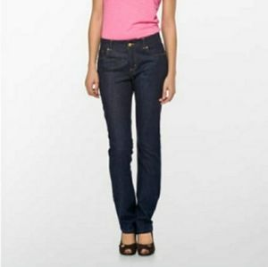 Lilly Pulitzer Main Line Fit Straight Leg Jeans